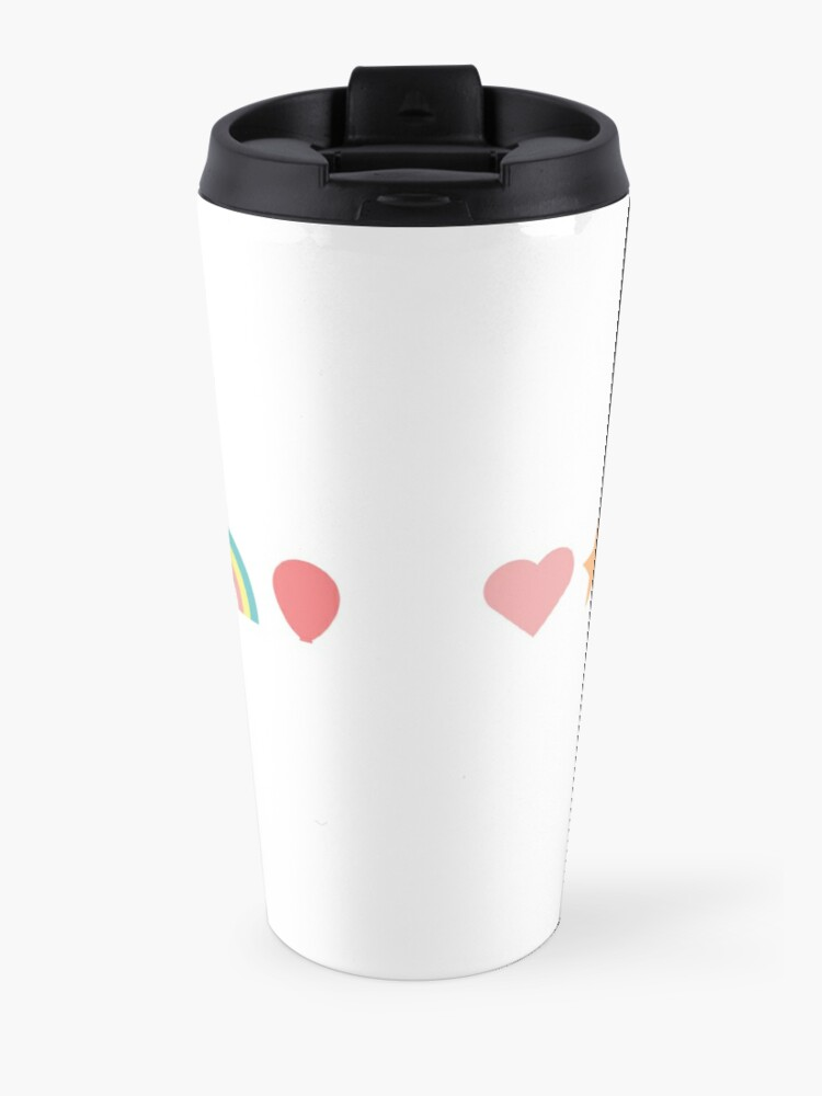 Alternate view of Lucky Charms Travel Mug