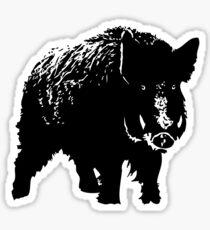 Wild Boar Sticker