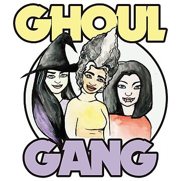 Ghoul Gang by Boogiemonst