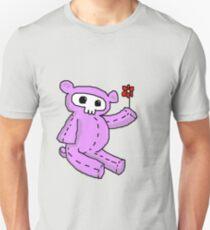 bear with flower Unisex T-Shirt