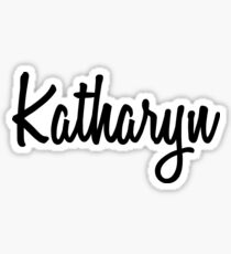 Hey Katharyn buy this now Sticker