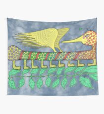 Learning To Fly Wall Tapestry