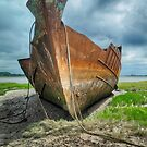 Rusty hull by PeteS