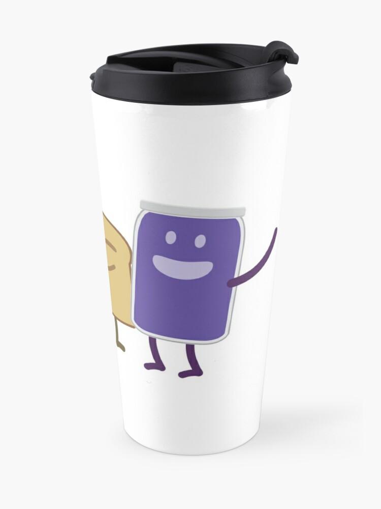 Alternate view of Best Friends Travel Mug