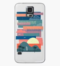 Tropical Skies Case/Skin for Samsung Galaxy