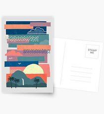 Ciel tropical Cartes postales