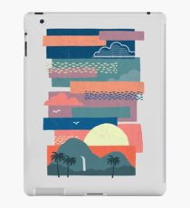 Tropical Skies iPad Case/Skin