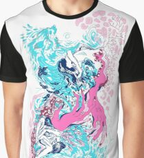 In the Jaws of Obvlivion Graphic T-Shirt