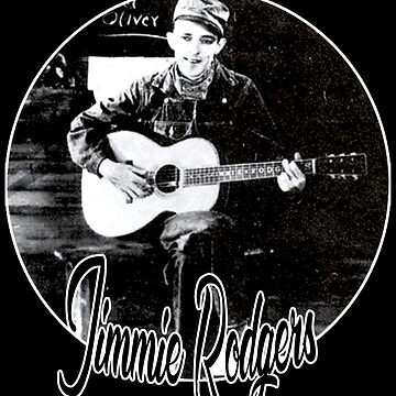 Jimmie Rodgers / The Father of Country Music by mindthecherry