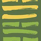 47 Adversity I Ching Hexagram by SpiritStudio