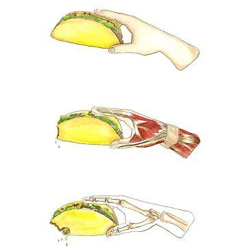 Anatomy of Taco by OliviaRains
