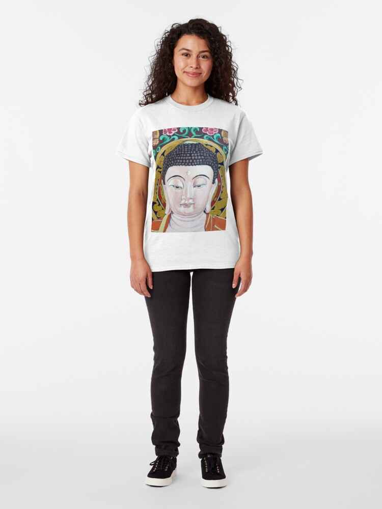 Alternate view of Goddess Tara Classic T-Shirt