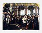 Kaiser Reich 1871 Proklamierung by edsimoneit