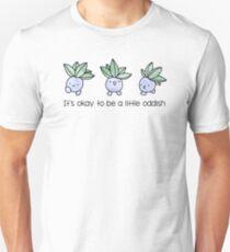 A Little Oddish Unisex T-Shirt