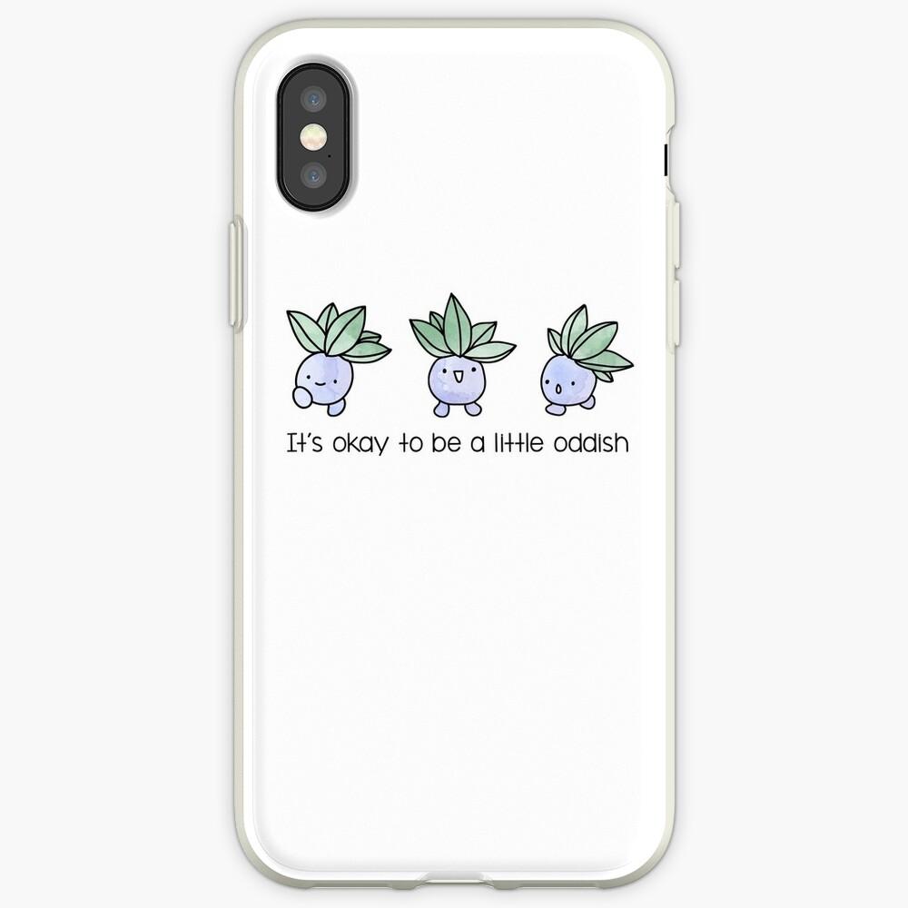 Ein kleiner Oddish iPhone-Hüllen & Cover