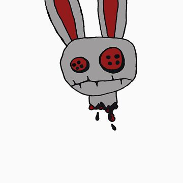 Not so cute anymore...(Super dooper mega evil version) by sinamorata