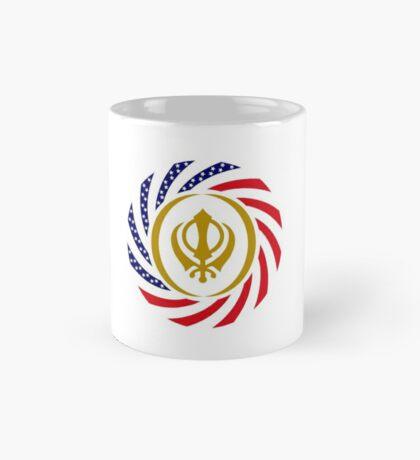 Sikh American Patriot Flag Series Mug