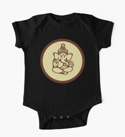 Hindu, Hinduism, Ganesh T-Shirt Kids Clothes