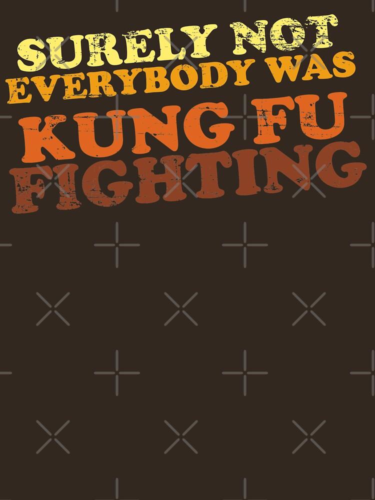 Seguramente no todo el mundo estaba luchando Kung Fu de TheFlying6