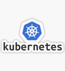 Kubernetes Logo Sticker