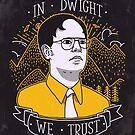 Dwight Schrute by RonanLynam
