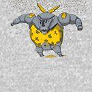 Bee Golem by Skulldixon