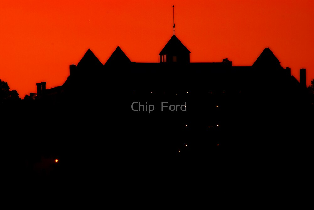 Crescent Orange by Chip  Ford