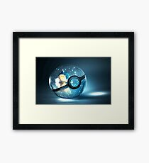 Pokemon  Framed Print