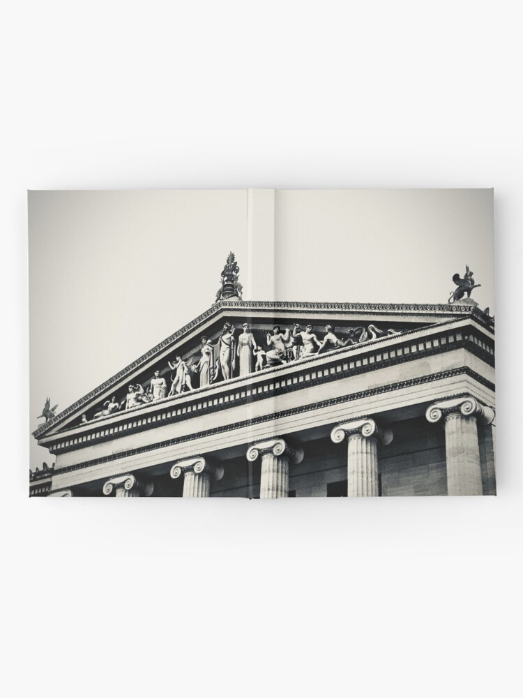 Alternate view of Philly Museum of Art Hardcover Journal
