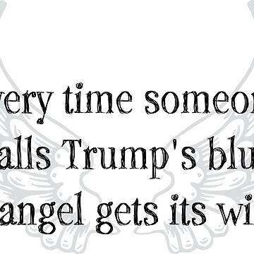 Call Trump's Bluff by HaemishBew