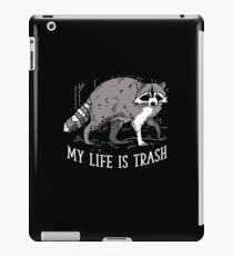 Raccoons iPad Case/Skin