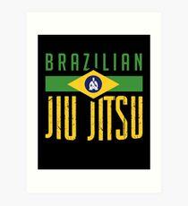 Jujitsu T-Shirts & Gifts Art Print