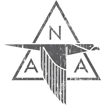 North American Aviation WW2 Logo by quark