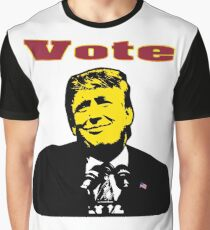 Vote, Hall of Fame Graphic T-Shirt