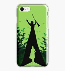 Wicked - Elphaba's Untold Story iPhone Case/Skin