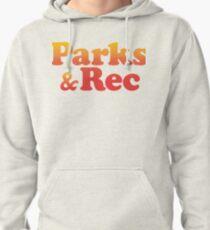 Parks & Rec Retro Logo Pullover Hoodie