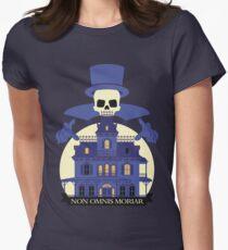 Nicht Omnis Moriar Tailliertes T-Shirt