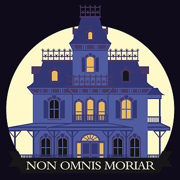 Non Omnis Moriar - Phantomless by maxigregrze