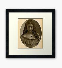 1864 Framed Print
