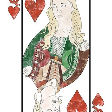 Eleanor | Queen of Hearts (Side A) by runawaymarbles