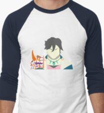Hayate Vector Men's Baseball ¾ T-Shirt