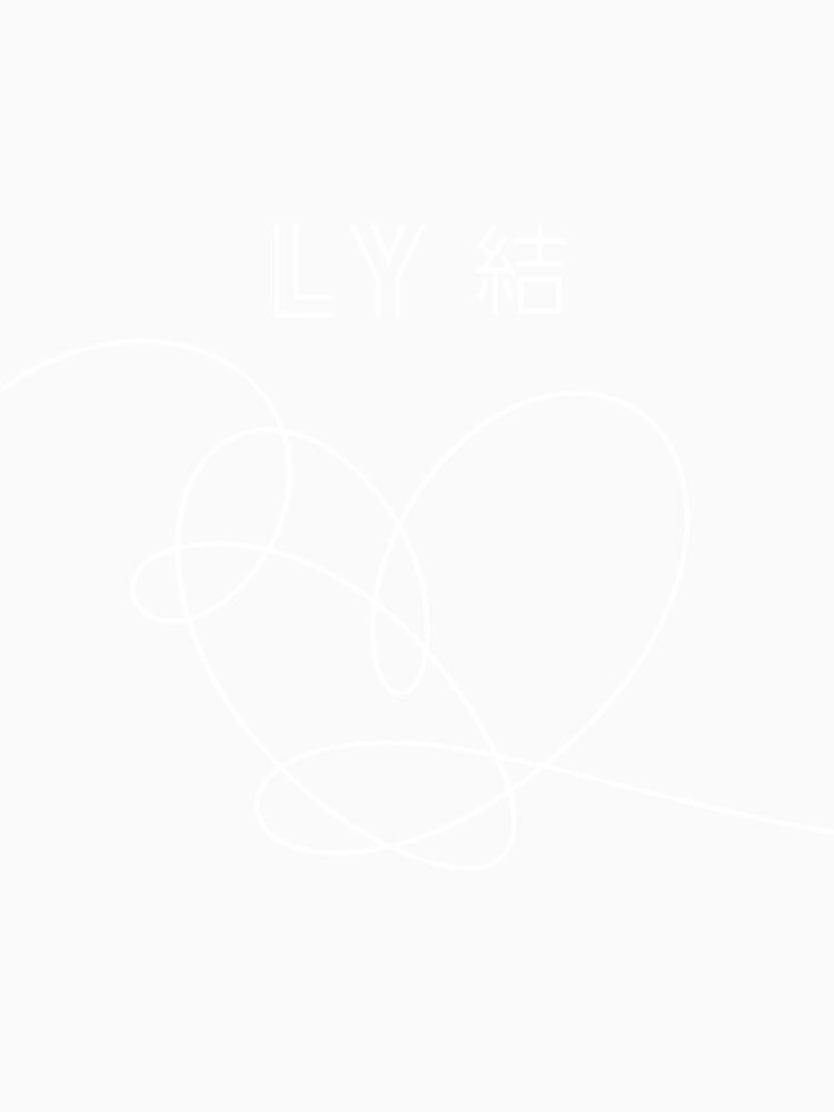 BTS Liebe dich selbst Antwort von bimdesign