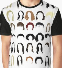 Their Faces Graphic T-Shirt