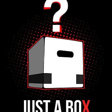Cardboard Box Metal Gear Solid Snake T Shirt by AlexanderGorham