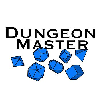 Dungeons and Dragons Dungeon Master by BPAH
