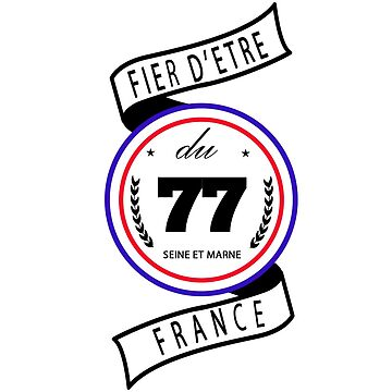 Proud to be 77 by capricedefille