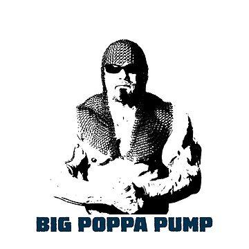 """Scott Steiner - """"Big Poppa Pump"""" by DHink182"""