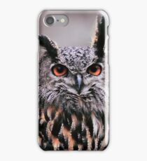 Ho-oh Owl iPhone Case/Skin