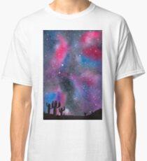 Galaxy Cacti Classic T-Shirt