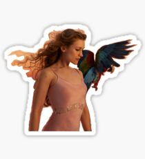 joanna newsom Sticker